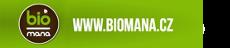 Slevový kód -5% na Biomana.cz