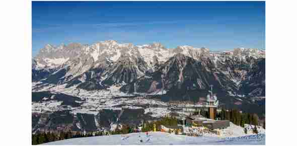 Sjezdovka Rakousko