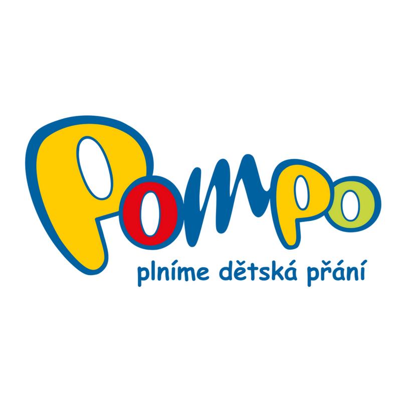 Slevy na hračky z e-shopu Pompo.cz