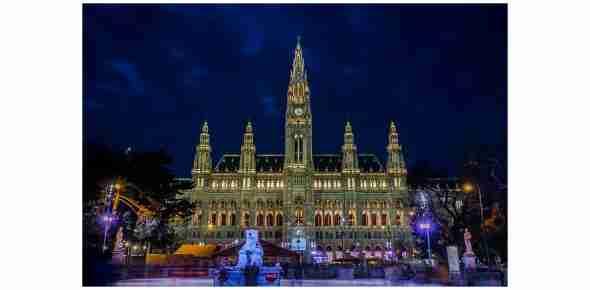 Radnice Vídeň